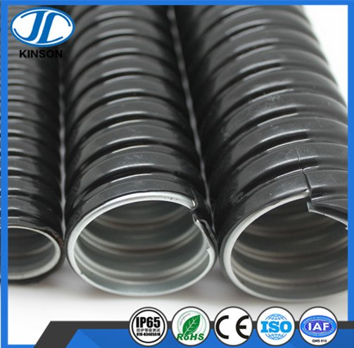 JSH type rain tight flexible pvc coated metal conduit