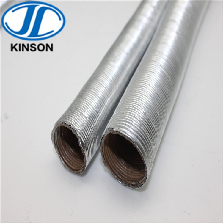 LZ-4 galvanized flexible plica tube
