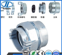 DPN terminal connector for explosion proof conduit